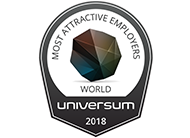 Universum Most Attractive Employers 2018